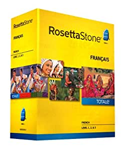 Learn French: Rosetta Stone French - Level 1-3 Set