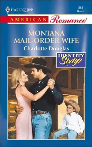 book cover of Montana Mail-order Wife