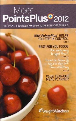 Read Online WeightWatchers Meet PointsPlus 2012 ebook
