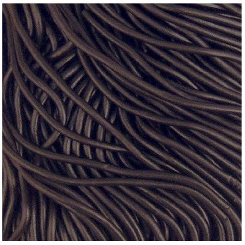 ice Laces - 2 Lb. Bag (Black Licorice Laces)