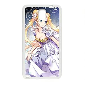 Anime cartoon lovely charming girl Cell Phone Case for Samsung Galaxy Note3
