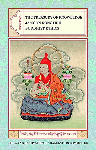 Download The Treasury of Knowledge: Book Five: Buddhist Ethics (v. 5) pdf