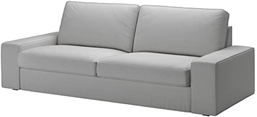 Amazon Com Ikea Kivik Sofa Slipcover Orrsta Light Gray 102 786