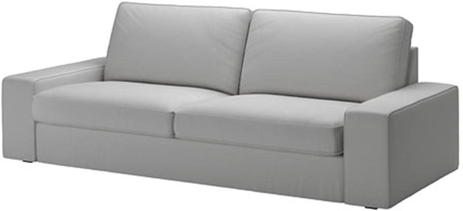 Amazon.com: Ikea Kivik Sofa Slipcover, Orrsta Light Gray 102.786.72: Home & Kitchen