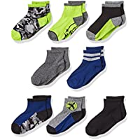Stride Rite Boys' 8-Pack Socks