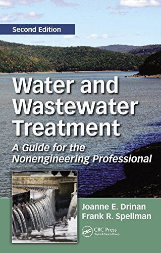 - Water and Wastewater Treatment: A Guide for the Nonengineering Professional, Second Edition