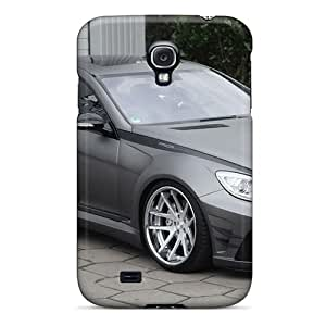 Galaxy S4 Case Slim [ultra Fit] Mercedes Benz Cl C216 Black Edition Protective Case Cover