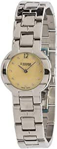 Sigma Casual Watch for Women, Stainless Steel Analog, silver - SE5818BS8651