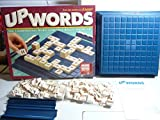 vintage scrabble tiles - Hasbro Vintage Upwords W/ 100 Tiles & 10x10 Board 1997 Edition