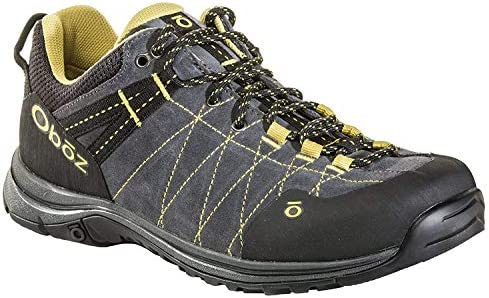 [オボズ] Men's Hyalite Low ハイアライトロー Dark Shadow/Lichen US9.0(27.0cm)