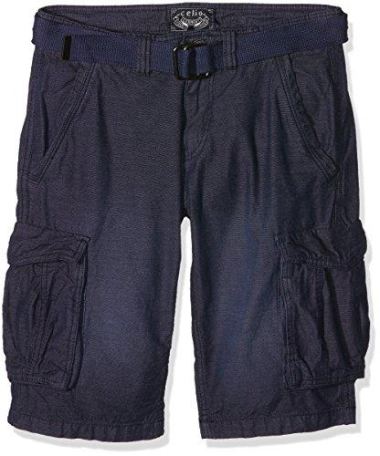 indigo Short Bleu Homme Short Celio Homme Celio 86wPqnpFH