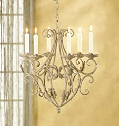 Gifts & Decor Wrought Iron Royalty's Can...