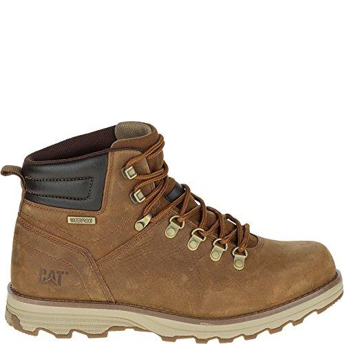 - Caterpillar Mens Sire Waterproof Brown Sugar Boot - 10.5 M