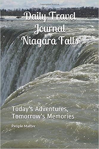Niagara Falls Travel Journal