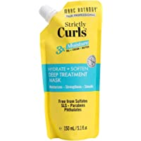 Marc Anthony Strictly Curls 3x Repaire + Soften Deep Treatment Mask, 150ml