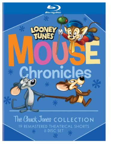 Looney Tunes Mouse Chronicles: The Chuck Jones Collection [Blu-ray] (Looney Tunes Platinum Collection Volume 3 Blu Ray)