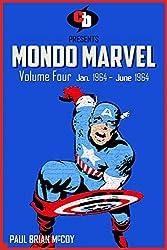 MONDO MARVEL Volume Four Jan. 1964 - June 1964