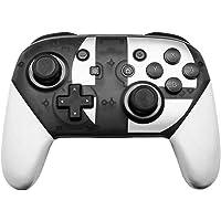 Control Inalámbrico para Nintendo Switch Pro Gamepad Joystick | Super Smash Bros | Compatible con Android | Compatible…