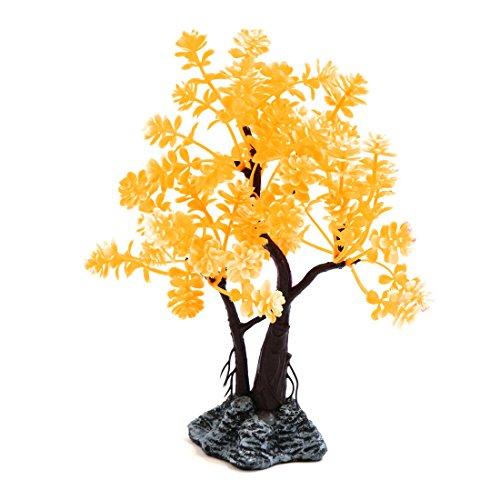Yellow Aquarium Decorations - 2