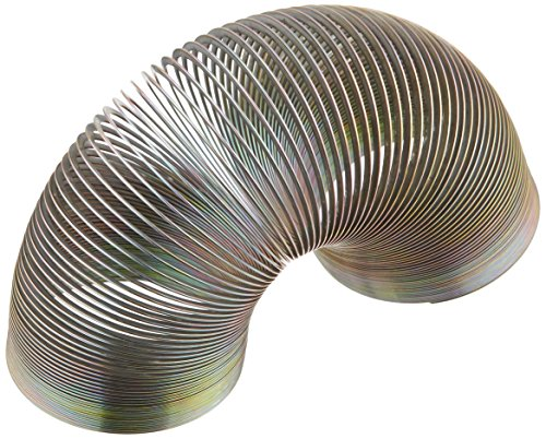 12 1 inch Metal Slinky Springs for Party Favors