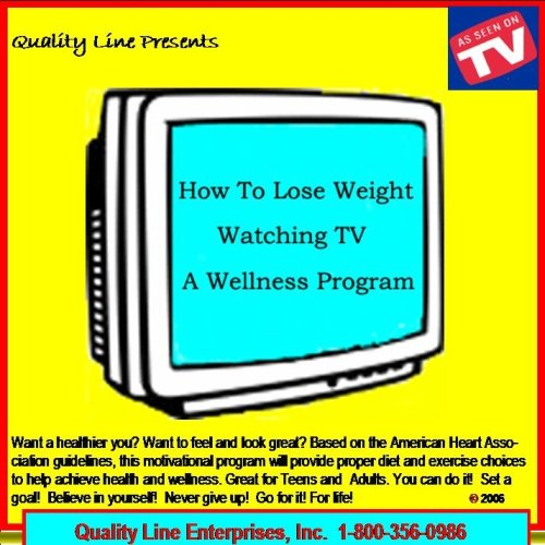 How To Lose Weight Watching TV
