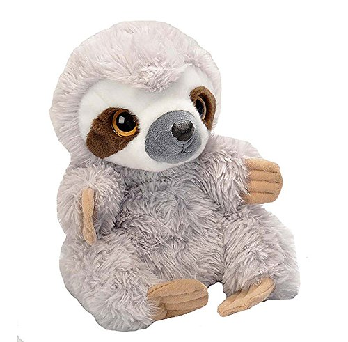 Wild Republic Hand Puppet Sloth Plush