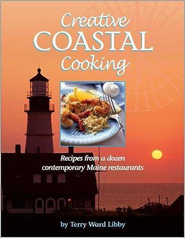 Book Creative Coastal Cooking