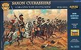 Zvezda Saxon Cuirassiers 1810-1814 1:72 - Model Kit Z8035