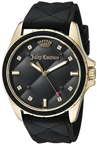Juicy Couture Women's 1901314 Malibu Black Watch