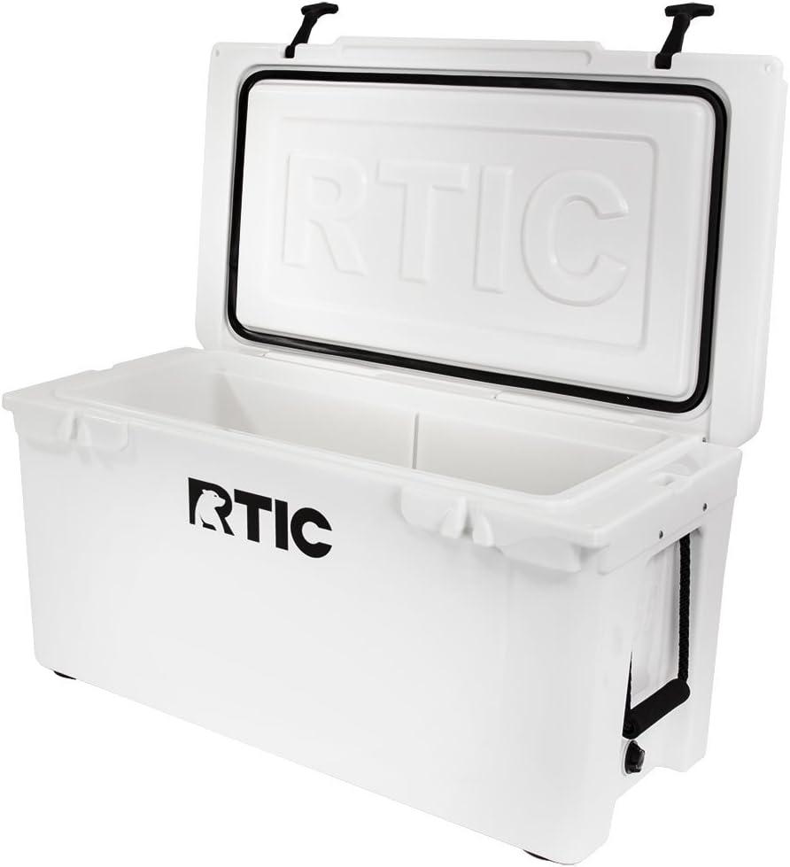RTIC 65 hard cooler