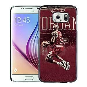 Michael Jordan 3 BlackHigh Quality Custom Samsung Galaxy S6 Protective Phone Case