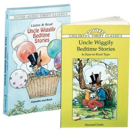 Listen & Read Uncle Wiggily Bedtime Stories (Dover Audio Thrift Classics) by Dover Publications