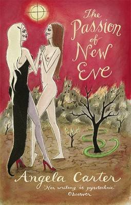 (THE PASSION OF THE NEW EVE ) BY Carter, Angela (Author) Paperback Published on (08 , 1992)
