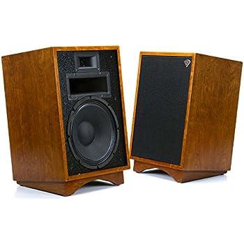 klipsch la scala ii speaker cherry each. Black Bedroom Furniture Sets. Home Design Ideas