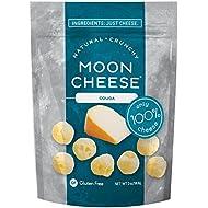 Moon Cheese, Gouda, 2 oz Bag (Pack of 12)