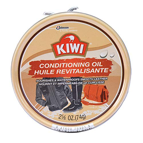 KIWI Conditioning Oil 2.625 oz (Best Mink Oil For Leather Boots)