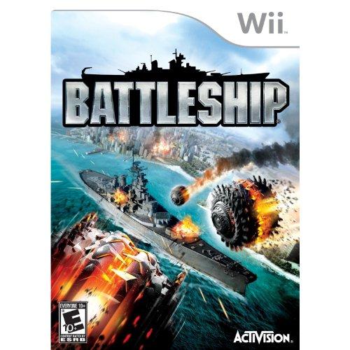 Battleship (Nintendo Wii) (Wii Game Battleship)