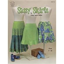 Sassy Skirts - Sizes 0-22 (Taylor Made Designs- TMB-161)