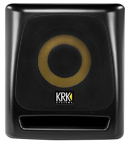 KRK 8S2 V2 8' 100 Watt Powered Studio Subwoofer
