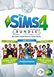 The Sims 4 Bundle Pack 9: Parenthood / Vintage Glamour Stuff / Bowling Night Stuff (DOWNLOAD CODE IN A BOX) PC