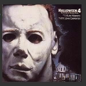 Alan Howarth's Halloween 4 Music