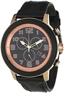 Citizen Eco-Drive BRT 3.0 Chronograph Leather Unisex Watch AT2233-05E
