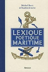 Lexique poétique maritime
