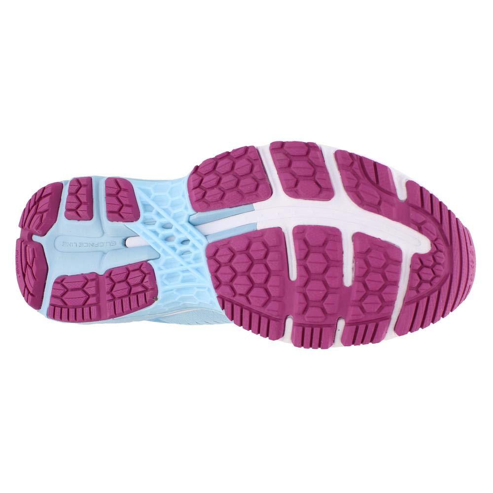ASICS Gel-Kayano 25 Women's Shoe, Skylight/Illusion Blue, 5 B US by ASICS (Image #7)
