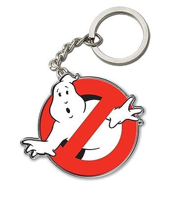 Ghostbusters Logo Key Chain