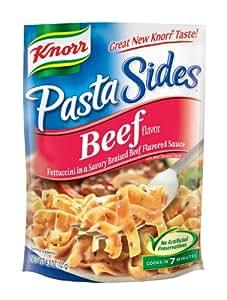 Amazon Com Knorr Pasta Sides Beef 4 3 Oz Noodle Soups