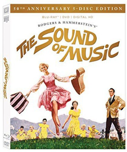 Sound of Music, The 50th Anniversary Ultimate Collector's Edition Blu-ray