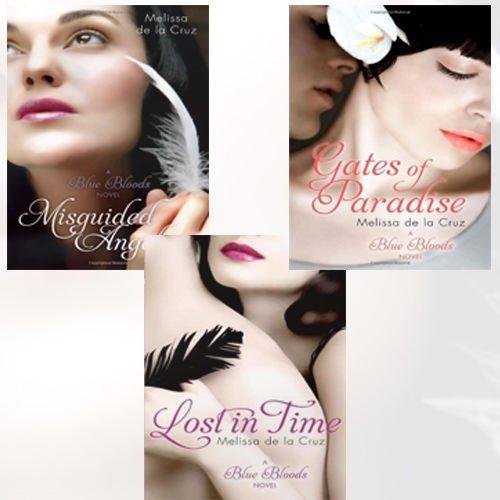 Melissa De La Cruz Blue Bloods 3 Books