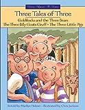 Three Tales of Three, Marilyn Helmer, 1550747592