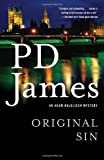 Original Sin, P. D. James, 0307455572